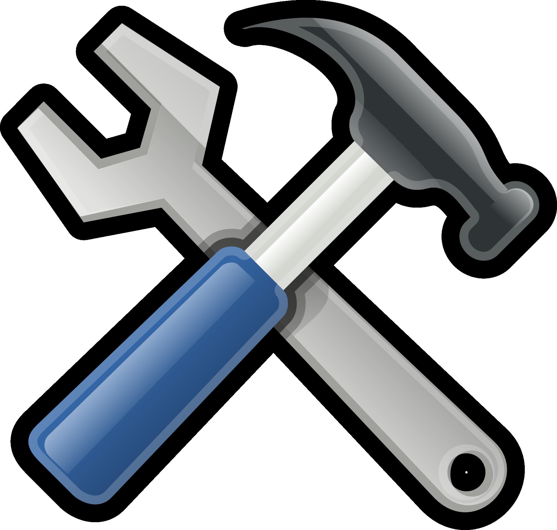 Martello e chiave