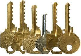 Chiavi per key bumping
